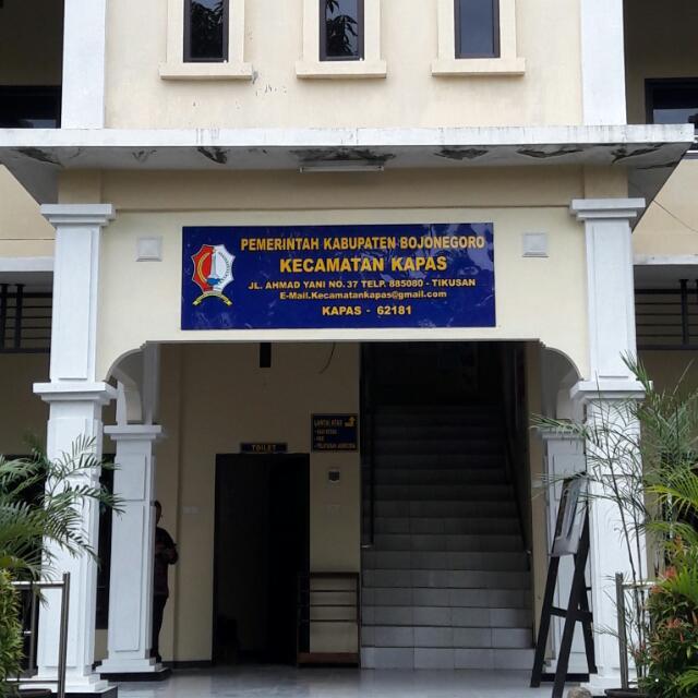 SELAMAT DATANG <BR>Kecamatan Kapas - Kabupaten Bojonegoro
